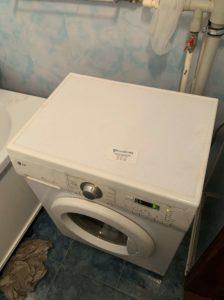 Чистка системы слива в стиральной машине LG