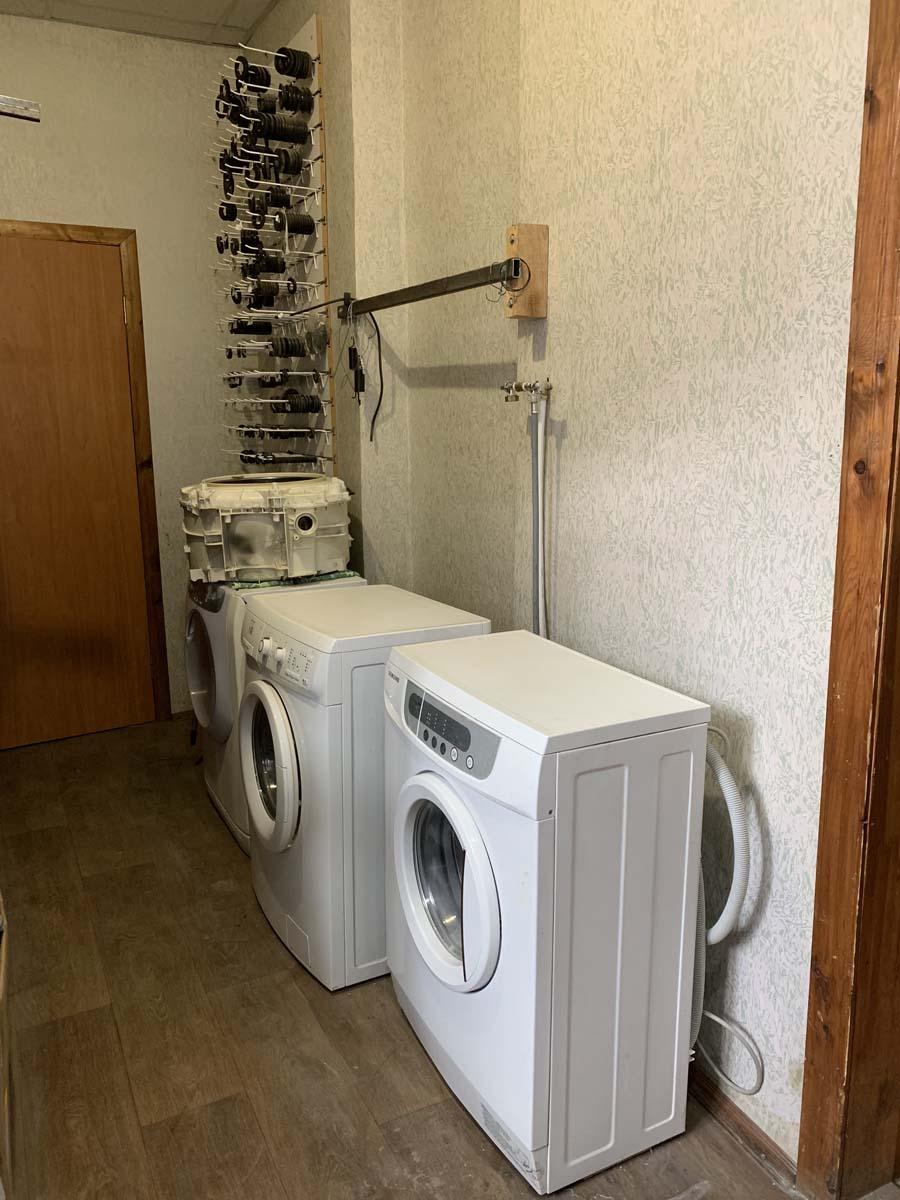 Сервисный центр Wash Service и стиральные машины