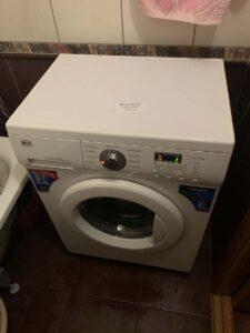 Ремонт платы управления в стиралке LG WD-12400NDK
