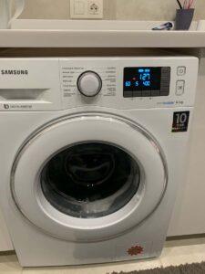 Ремонт платы управления в стиралке Samsung